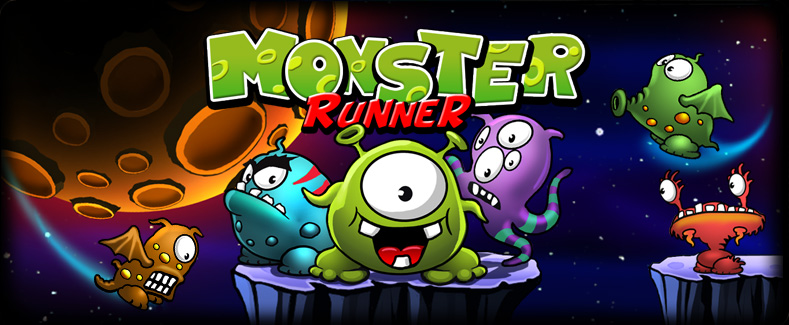 Mr - Monster Runner